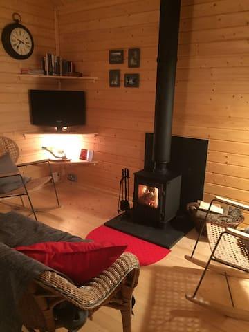 Glebe Cabin