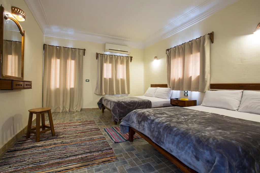 Deluxe Suite With Sea View  for 4 persons