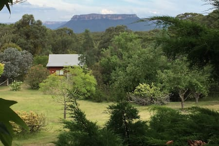 Pantoney's Cabin at Longridge in Capertee Valley