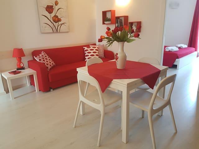 La Casa di Charme - Rossa