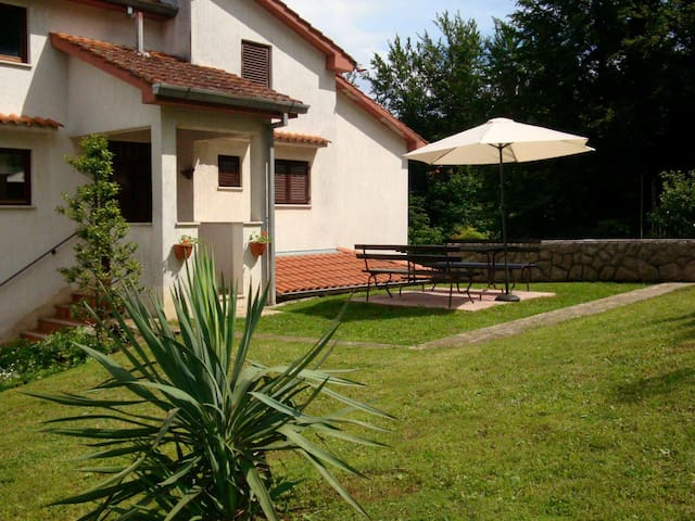 A comfortable countryside apartment - Opatija - Hus