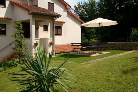 A comfortable countryside apartment - Opatija - Ev