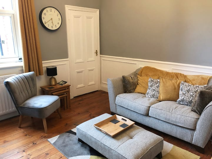 Stylish room in Jesmond Vale