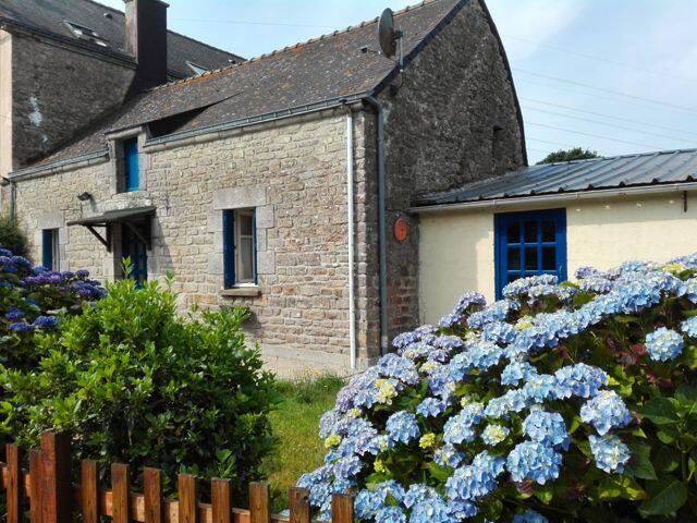 Gîte en pierre sud Morbihan meublé de tourisme ***