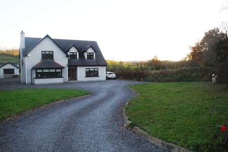 Claragh house - Cootehill - Rumah