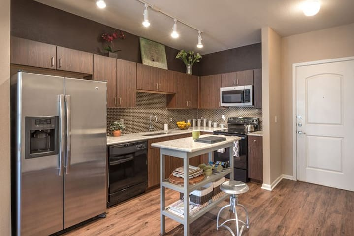 Cozy Comfort in Downtown/W 7th Area of Fort Worth - Fort Worth - Huoneisto