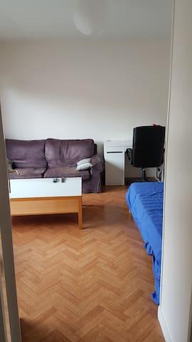 Caen : appartement lumineux dans le centre ancien