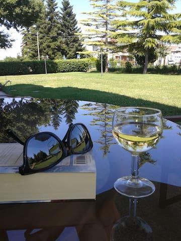 Idealne miejsce wypadowe - Misano Adriatico - House