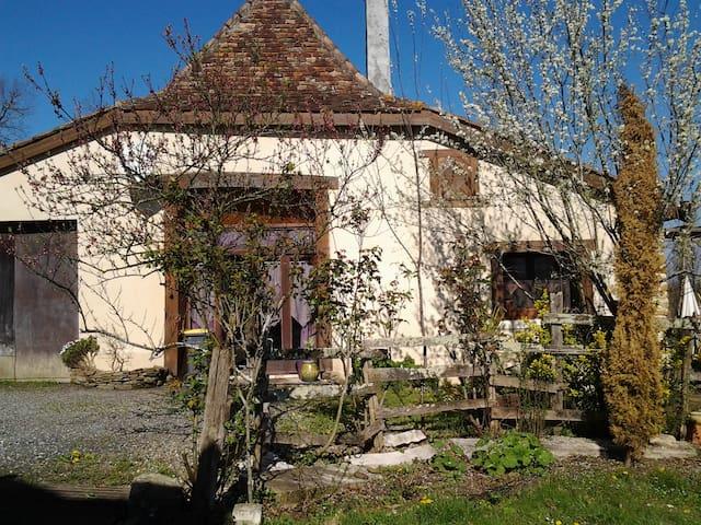 Maison de campagne - Salies-de-Béarn - บ้าน