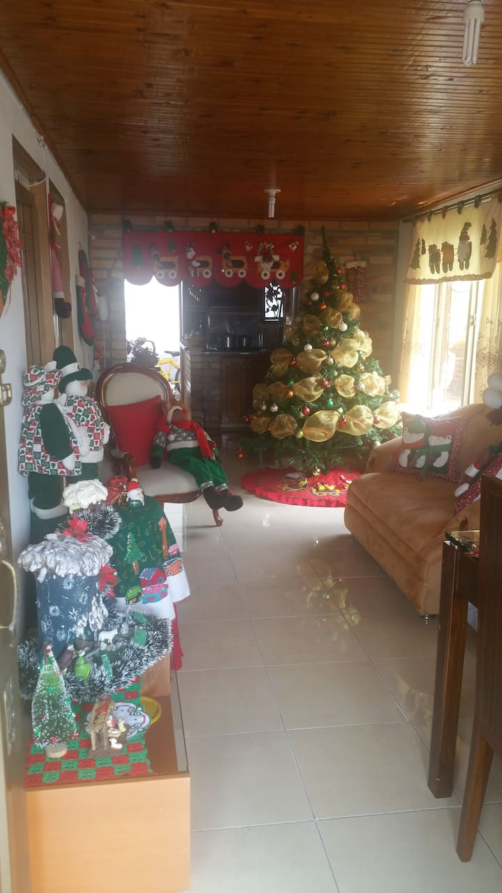 ayahuasca casa familiar