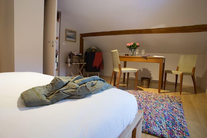 L'émeraude des Alpes du Désert en Chartreuse - Entremont-le-Vieux - Domek gościnny