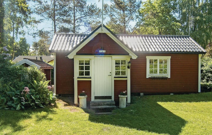 Holiday cottage with 2 bedrooms on 62m² in Ystad