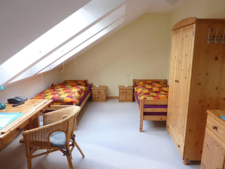 Nettes Privatzimmer im Einzelhaus