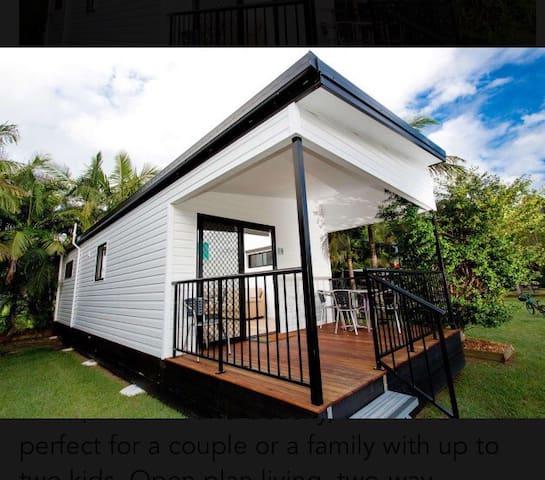 Fresh modern cabin - Wooli - Cabana
