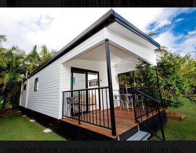 Fresh modern cabin - Wooli - Mökki