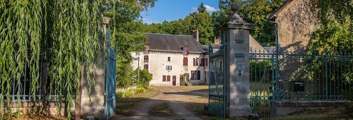 """""""Gîte du Meunier"""" au Moulin de Vineuil"""