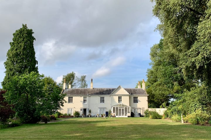Impressive Georgian home in Brundall, Norfolk