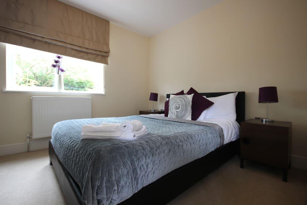 We have a number of apartments and the photos here are an example of the standard and furnishings.