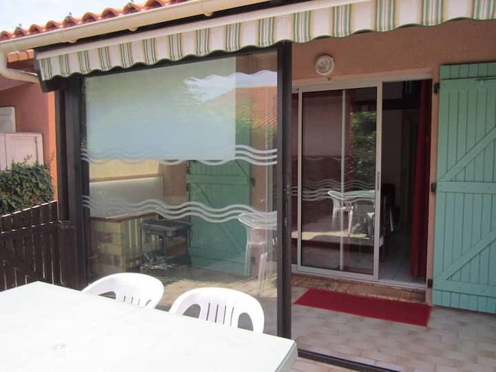 Villa de vacances à Saint-Cyprien-Plage