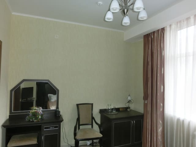 Номер 228 в апарт-отеле Славяновский исток