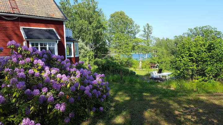 Enjoy Villa Nyborg in the Archipelago of Stockholm