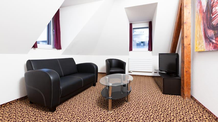 Swiss Star Center - 1 bedroom apartment - Zürich