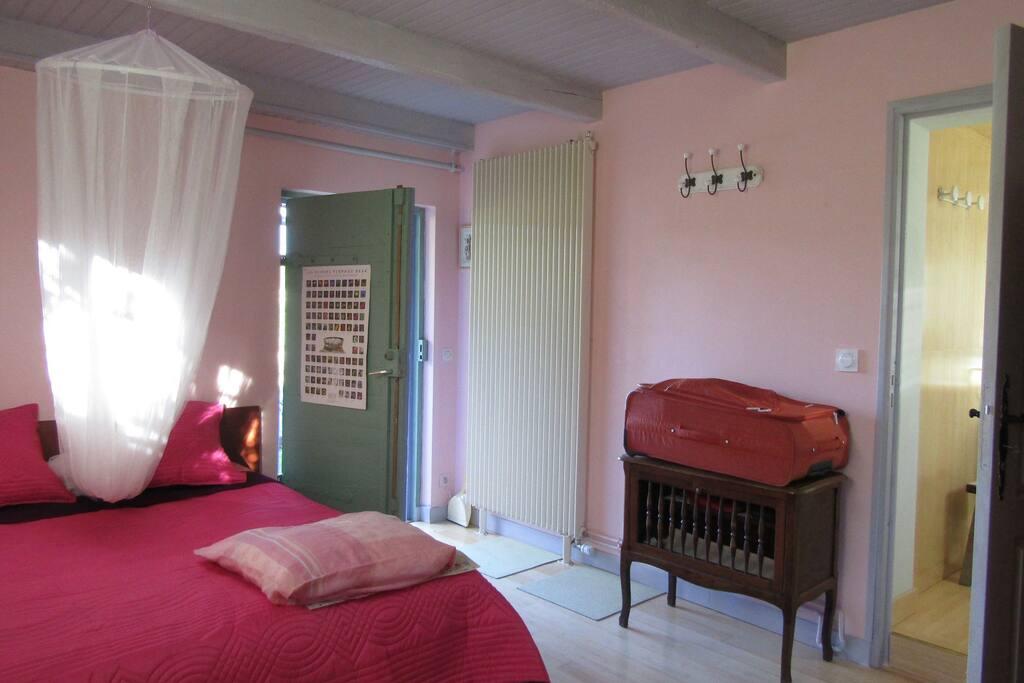 """chambre """"Renè CHAR"""