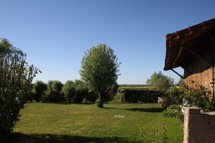 Maison à la campagne - Longepierre - Casa