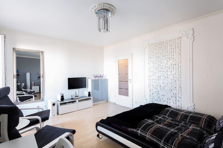 Frankfurt City Design Apartment