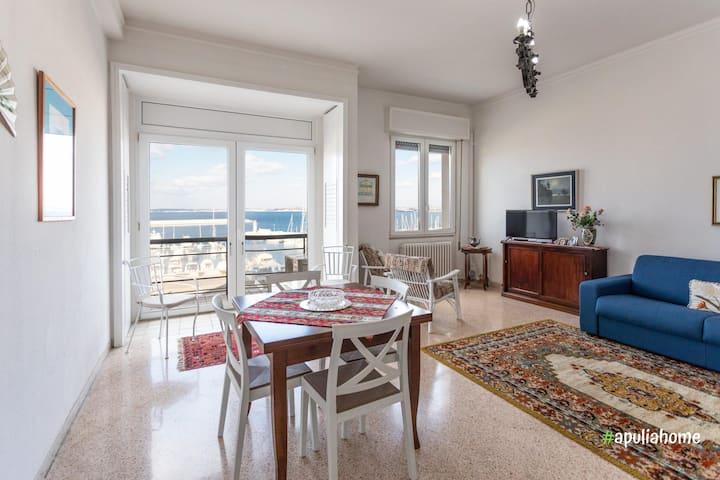 Appartamento Corso Roma vista mare
