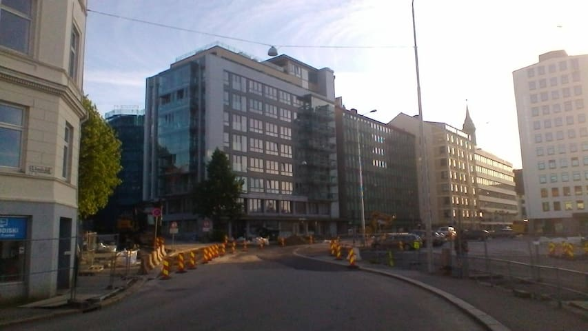 Modern apartment in Bergen  city center