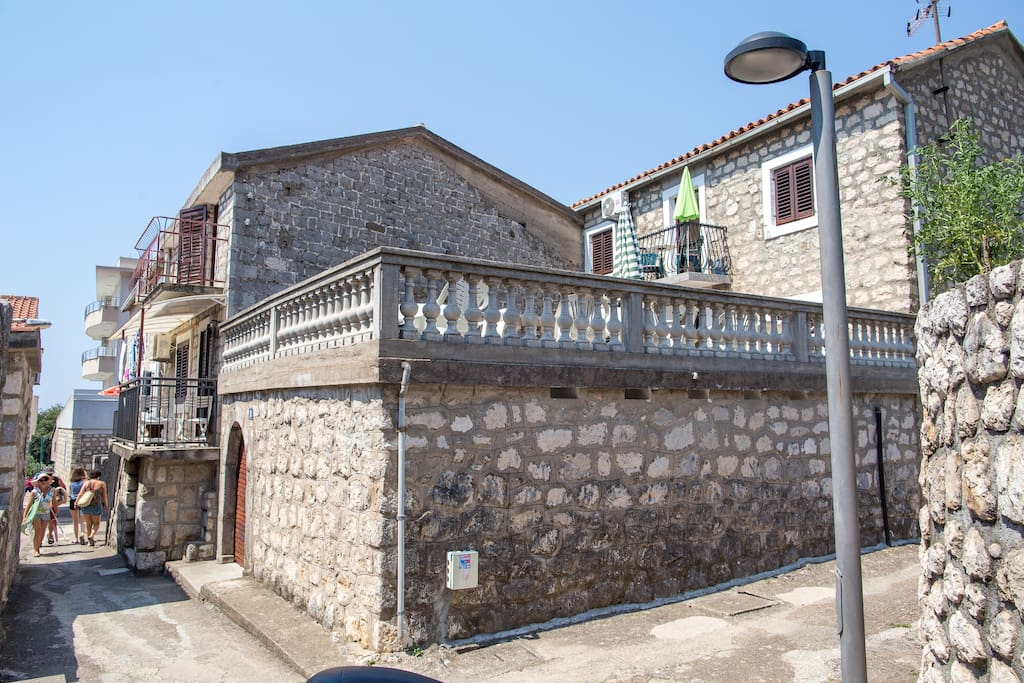 Mediterranenan typ of house