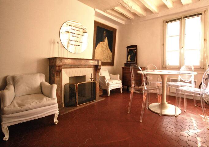 Romantic Flat - Nôtre-Dame - Parijs - Appartement