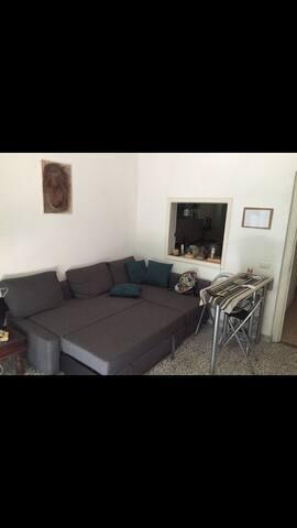 Appartamento nel verde 500mt dal mare Passoscuro
