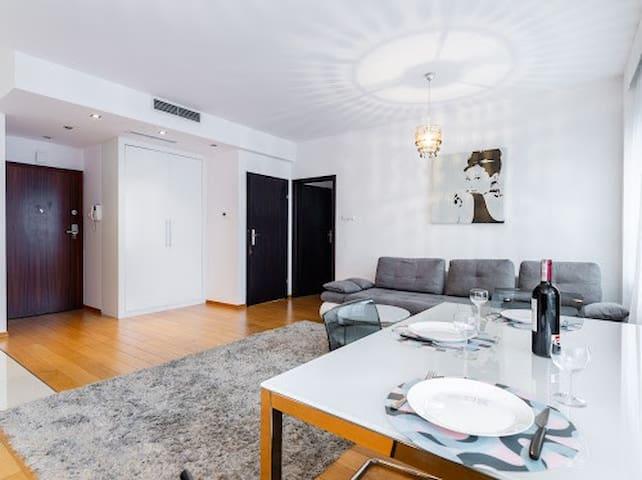 Apartament -20 pietro  Platinum Towers/Hilton