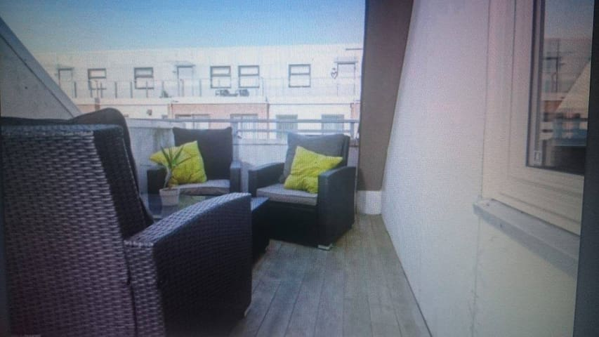 70m2 apartment in downtown sandnes