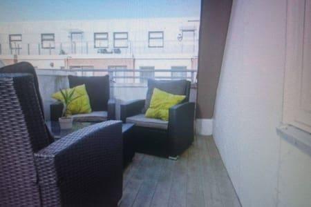 70m2 apartment in downtown sandnes - Sandnes - Lejlighed