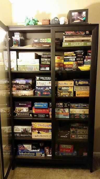 Full access to my game library!