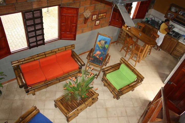 La Cabaña de Sixta