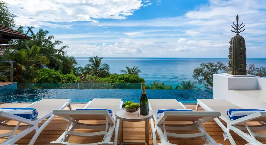 Sawan Anda Villa - 3 Bedrooms - Tambon Choeng Thale - Villa