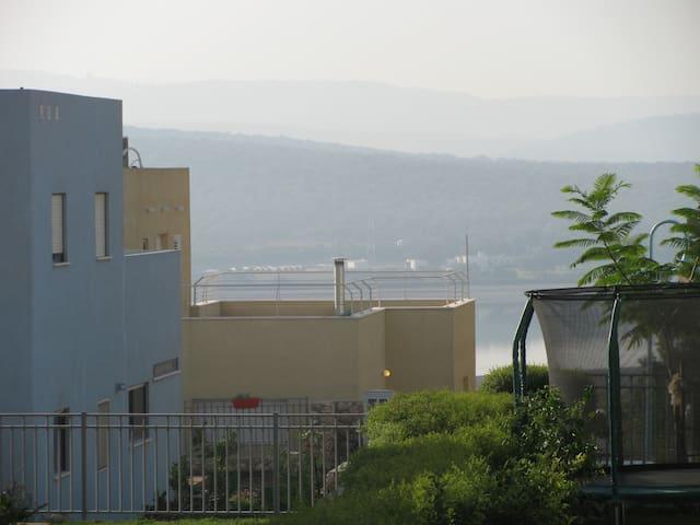 155m private house in the unique Kibbutz Hanaton