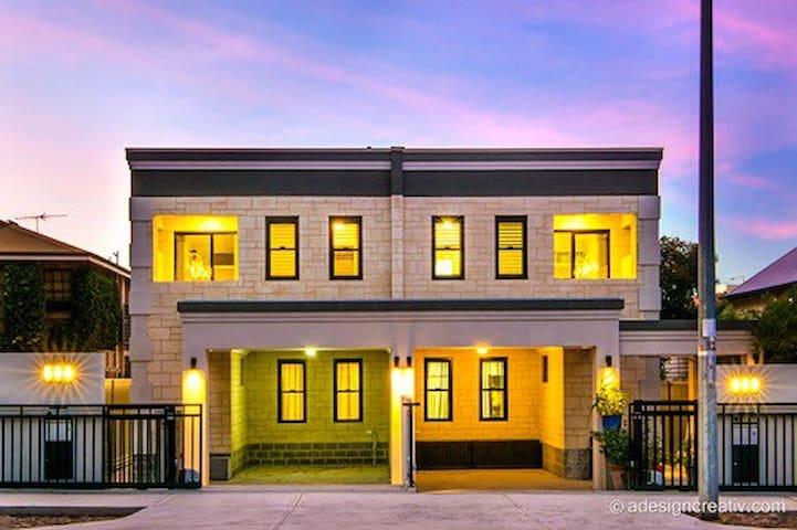 Bakery Garden-luxury spa-FREE parking-4Km to CBD - Subiaco - Lägenhet