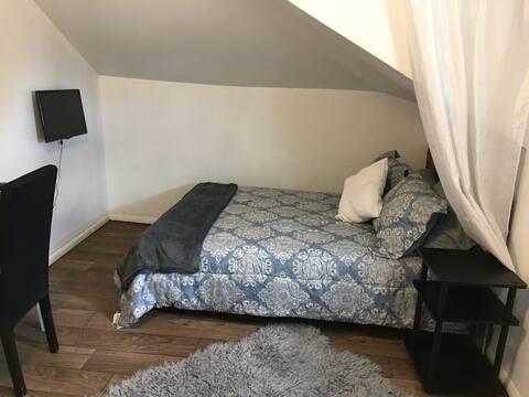 Little Wildhorse Bedroom