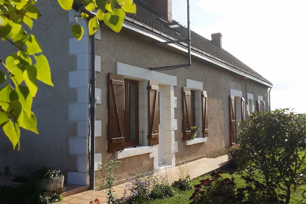 Chambre nature table d 39 h te guesthouse for rent in - Chambre d hote chatillon sur chalaronne ...