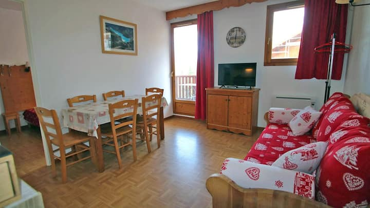 GED26 - APPARTEMENT 2 CHAMBRES AVEC BALCON