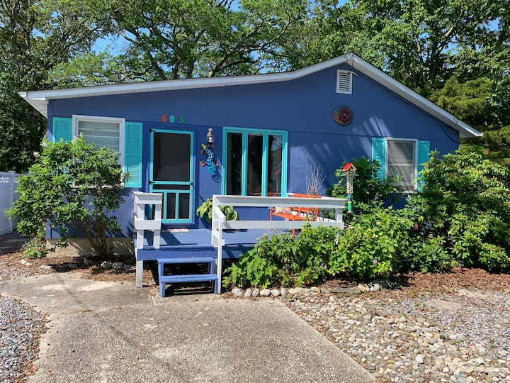 Bluefish Cottage, a Quiet Bayside Oasis