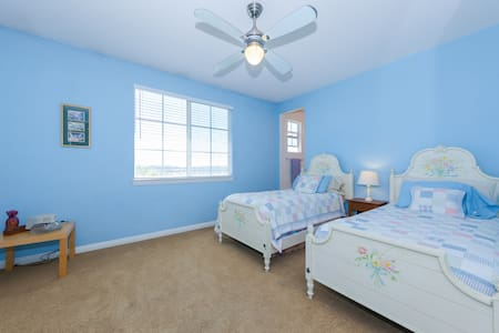 Comfortable Large & Elegant Room with Great Views - Chula Vista - Bed & Breakfast