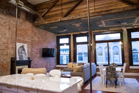 Le Coop Loft in the heart of Bourbon Trail