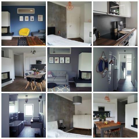 Premium Urlaub in der Villa Eckhart auf Rügen - Göhren - Apartmen