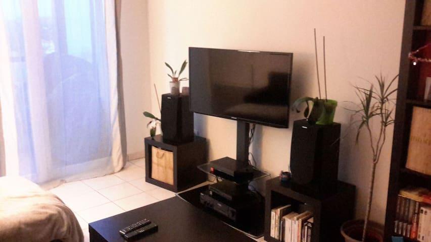 Appartement 3 pièces disponible du 7 au 23 juillet - Bayonne - Apartment